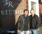 Jacek Stachursky i Tomasz Rogula