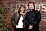 Krystyna Czubówna i Tomasz Rogula